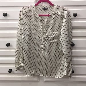 The Limited Heart Blouse